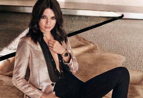 Kendall Jenner for Daniel Wellington.
