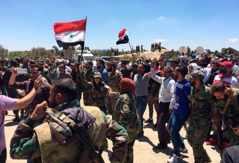 Syrias FN-delegasjon har sendt brev til Frankrike, som leder Sikkerhetsrådet, der de ber om at det holdes et møte for å «diskutere situasjonen i okkupert syrisk Golan og ett av de faste medlemmenes åpenbare brudd på Sikkerhetsrådets resolusjon».
