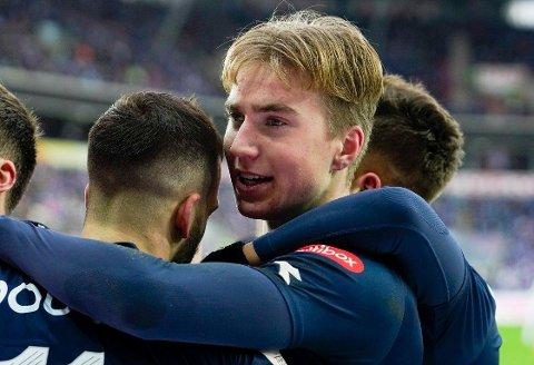 MOT NESTE STEG? Flere medier melder nyttårsaften at Vikings Kristian Thorstvedt (20) fortsetter karrieren i utlandet.