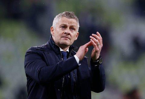 PRAT MED STJERNE? Ole Gunnar Solskjær kan trolig vente seg en alvorsprat med en av Manchester United-stjernene før neste sesong.