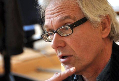 DØD: Den svenske kunstneren Lars Vilks døde søndag i en trafikkulykke.