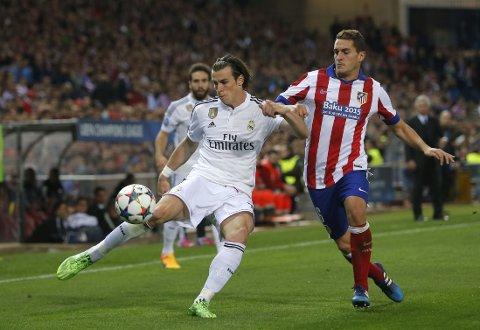 SKAL VÆRE ØNSKET: Real Madrids Gareth Bale.