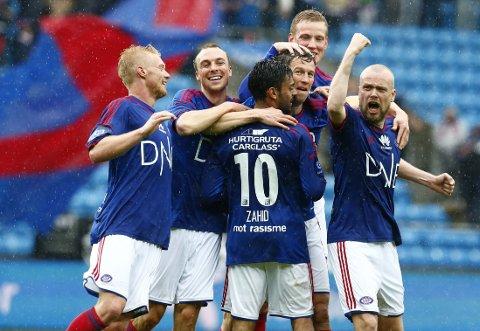 FULLSATT? Møtet mellom Vålerenga og Rosenborg kan bli en fotballfest.