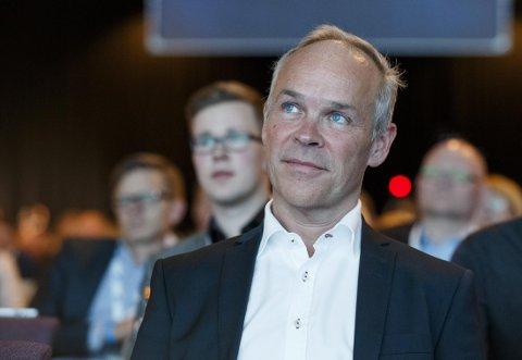 Kommunalminister Jan Tore Sanner (H).