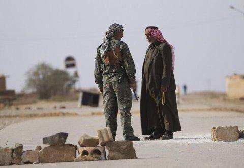 YPG: Den kurdiske militsen YPG har vært svært aktive i kampen mot IS.