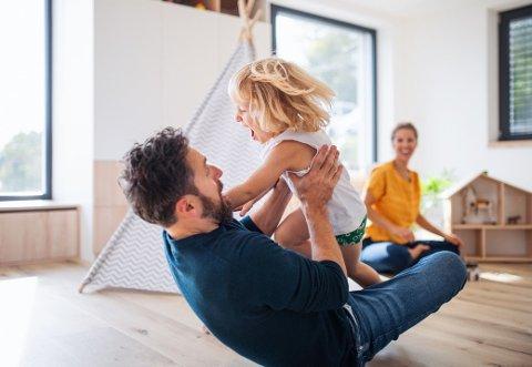 Black Week er fullspekket med gode kjøp, også for småbarnsfamilien.