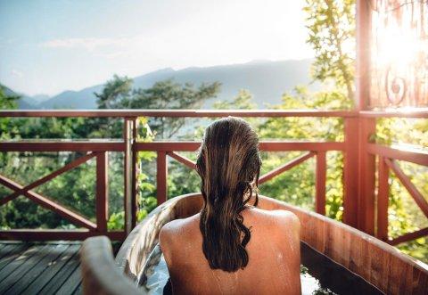 Vi drømmer om å bo på dette hotellet i italienske Merano. Se vår ønskeliste på 21 hoteller.