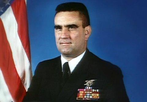 HARD MANN: Richard Marcinko var en av de tøffeste karene i marines historie og fikk blant annet i oppdrag å starte opp den beryktede Navy SEAL Team Six.