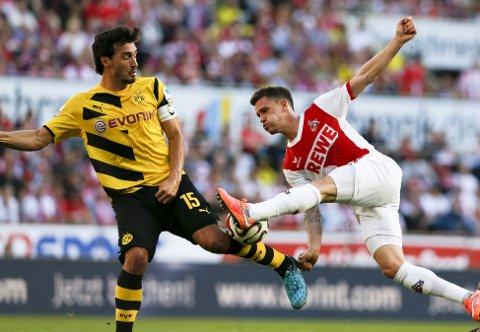 DYR: Mats Hummels kan komme til å koste over 30 millioner pund.
