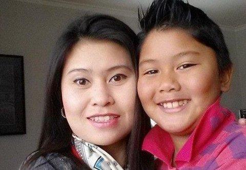 DREPT: I august ble Pimsiri Songngam (37) og sønnen Petchngam Songngam (12) skutt og drept i sitt hjem. Pimsiris ektemann er siktet for drapene.