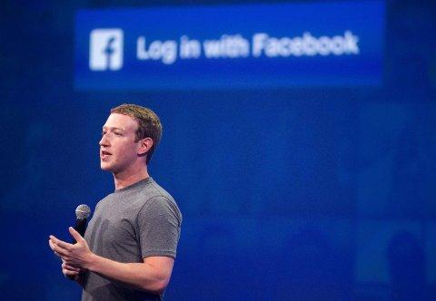 MARK ZUCKERBERG har stor tro på videosatsingen til Facebook.
