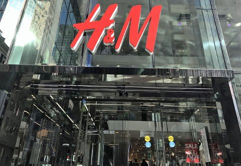 SUKSESS: 2018 var et skuffende år for en av verdens største klesselskaper, Hennes & Mauritz. Allerede i første halvdel av 2019 knuser de alle forventninger.