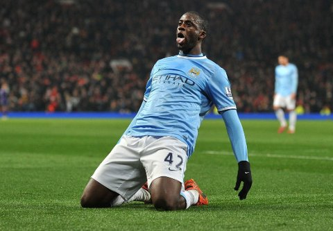 NYTT GULL: Yaya Touré og Manchester City ser ut til å gå mot et nytt ligagull.