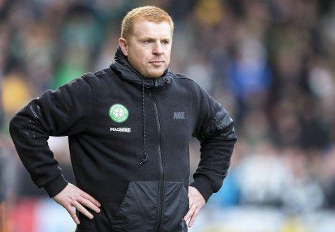 NY JOBB: Neil Lennon, her fra tiden i Celtic, blir ny manager i Championship-klubben Bolton.