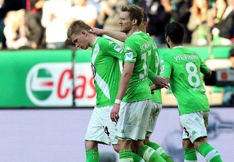 ETTERTRAKTET: Wolfburgs Kevin De Bruyne står på mange klubbers ønskeliste.