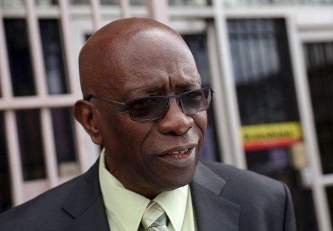 MELDTE SEG: Tidligere FIFA-topp Jack Warner.
