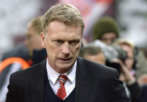 MØTER GAMLEKLUBBEN: David Moyes skal for første gang ta turen til Goodison Park som Manchester United-manager.