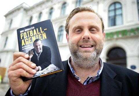 OMSTRIDT: Tidligere fotballagent Knut Høibraaten.