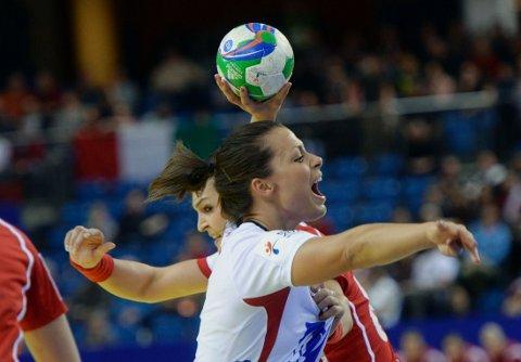 STORSPILL: Nora Mørk scoret 11 ganger mot Polen.