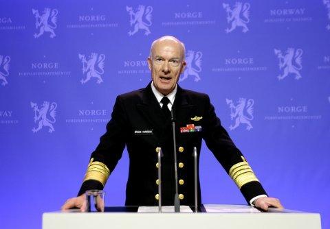 Forsvarssjef Haakon Bruun-Hanssens fagmilitære råd bør følges opp av politikerne på en måte om sikrer at vi møter alle de krav Nato stiller til oss.