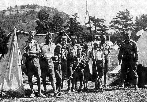 Liss Grasmo skriver om speiderne på Ekeberg i 50- og 60-årene. ILLUSTRASJONSFOTO: Bekkelaget vel