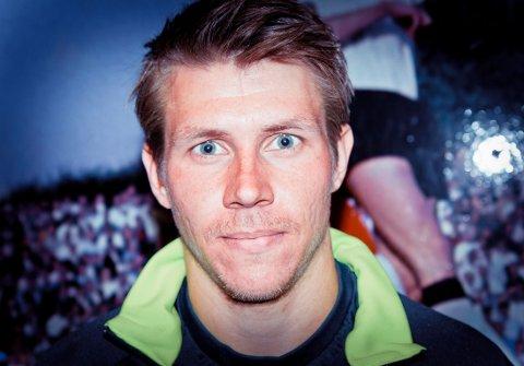 NY ROLLE: Riki Risku er vant med å spille midtspiss, men i Rosenborg blir han trukket ut på kant.