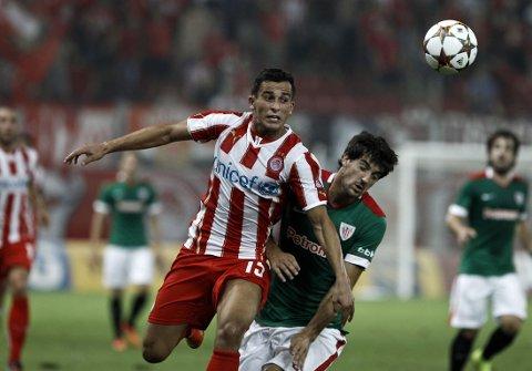 GLEDER SEG: Omar Elabdellaoui skal spille Champions League.