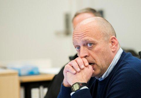 VIL HA STRAFFERABATT: Rettssaken mot den korrupsjonstiltalte ekspolitimannen Eirik Jensen og Gjermund Cappelen (bildet) går mot slutten.