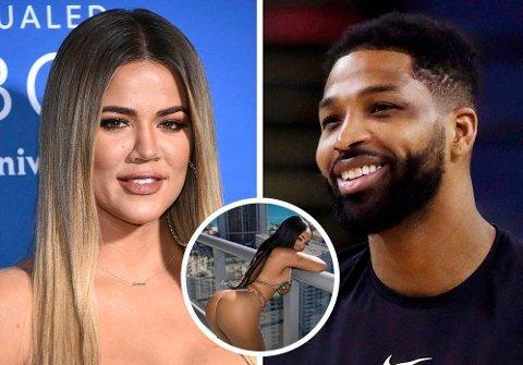 Kimberly Alexander kiler seg mellomKhloe Kardashian ogTristan Thompson, og hevder at basketballstjernen er far til barnet hennes.