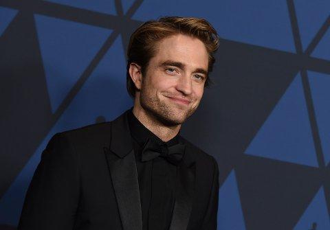 Robert Pattinson har testet positivt for korona og innspillingen av «The Batman» er dermed nok en gang satt på pause. Foto: AP / NTB scanpix