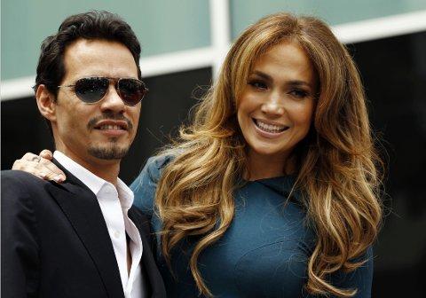 MARC ANTHONY og Jennifer Lopez har brukt to år på å finne ut av skilsmisseavtalen.