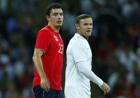 MØTTES: Vegard Forren kalte Wayne Rooney for småtjukk.