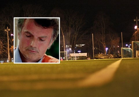 MISNØYE I FRIGG: Hele A-stallen til Frigg har levert en klage til klubbens styre, ledet av Erling Fossen (innfelt).