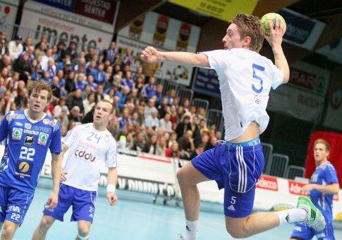 På vei bort: Erik Skifjeld Alm er en av spillerne som er på vei bort fra Oppssal.