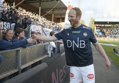 NY KLUBB. Peter Kovacs skal spille for Sarpsborg ut sesongen.