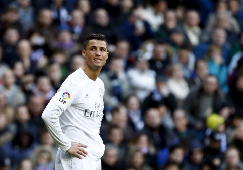 SLITER: Real Madrid får det ikke til i La Liga for tiden.