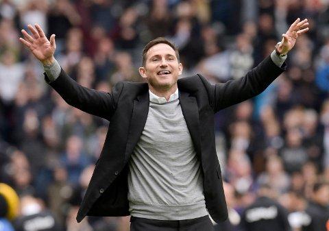 Derby County og manager Frank Lampard er underdogs hjemme mot Leeds i første playoffkampen. Vi tror de kan overraske hjemme på Pride Park.