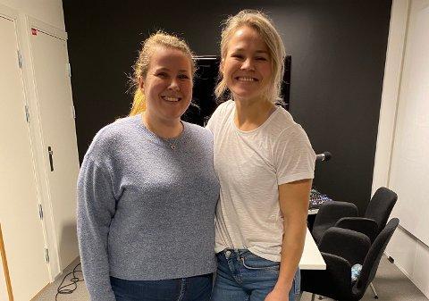 I ukas episode av Fysisk for Psykisk har Silje Emilie med seg søsteren Stine.