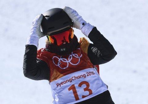BRØT REGLENE: Snowboarder Silje Norendal.