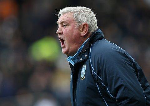 Sheffield Wednesday er ubeseiret i de siste ni kampene, og laget har ikke tapt etter at Steve Bruce tok over som manager på Hilsborough.
