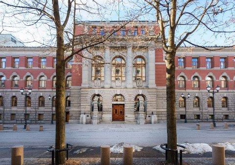 AVGJØR PENSJONSTVIST: Norges Høyesterett har sagt ja til å avgjøre om særtrekk ved kommunal pensjonsordninger skal ha fortrinn ved konkurs.