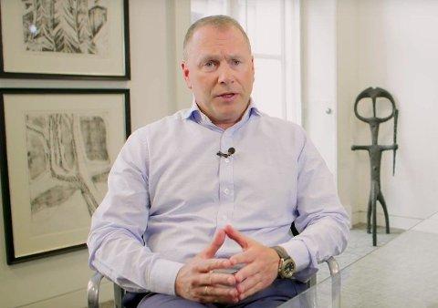 MILLIARDÆR: Mangemilliardæren Nicolai Tangen er Norges nye oljefondsjef.