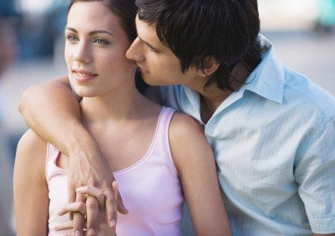 DEN GODE SAMTALEN er viktig i et forhold.
