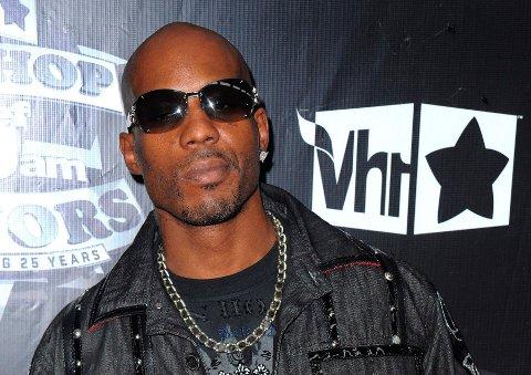 Rapperen DMX er død, 50 år gammel.