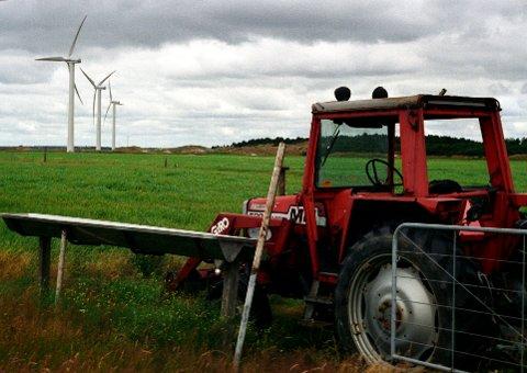 Danske og polske bønder mottar like mye landbruksstøtte fra Brüssel og selger varene til samme pris.