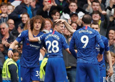 SEIER: Chelsea slo Watford søndag og festet et grep om en plass blant de fire beste i Premier League.