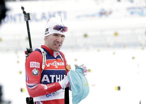 VM-KLAR: Skiskytter Emil Hegle Svendsen.