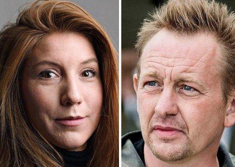TILTALT FOR DRAP: Peter Madsen er tiltalt for drapet på den svenske journalisten Kim Wall.