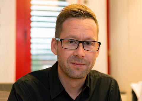 Forbundssekretær Clas Delp i Fellesforbundet vil ha pensjonsopptjening fra første krone for sine medlemmer.