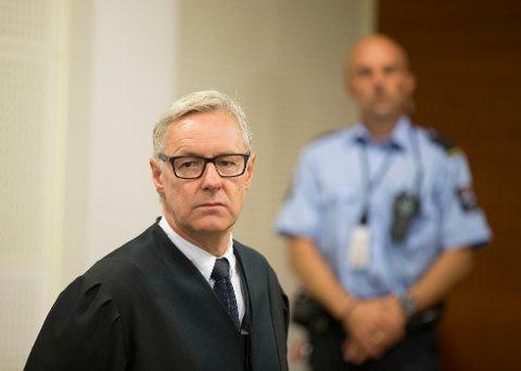 Statsadvokat Alf Martin Evensen fører saken for påtalemyndighetene.